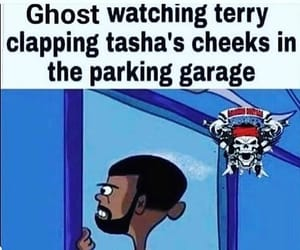 culture, ghost, and terry image