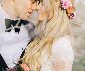 bride, pics, and wedding goals image