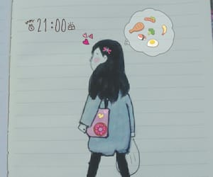 cactus, korean girl, and korean life image