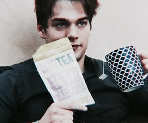 dylan sprayberry and teen wolf image