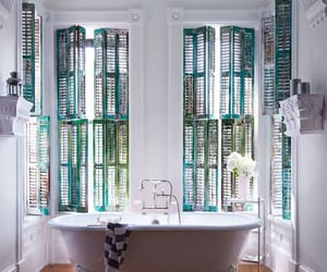bath, home, and house image