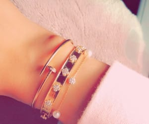 accessoires, cartier, and pink image