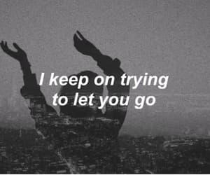 black and white, frase, and Lyrics image
