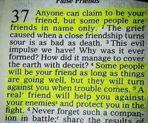 bible, friendship, and truth image