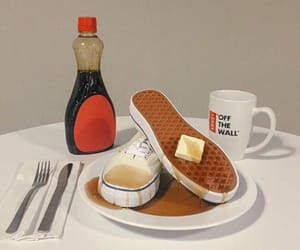 cream, honey, and shoes image