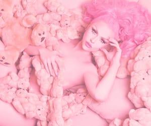 drag queen, farrah moan, and rupaul's drag race image