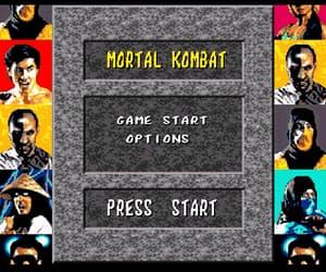 game, gif, and mortal kombat image