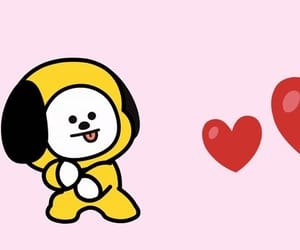 chimmy and bt21 image