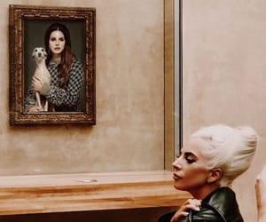 Lady gaga and lana del rey image