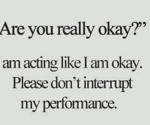 quotes, okay, and performance image