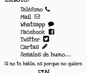 P, frases en español, and hablame image