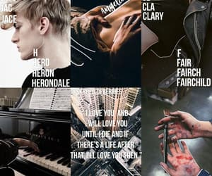 aesthetic, jace herondale, and edit image