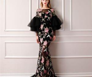 evening dress, evening dresses, and 2019 image