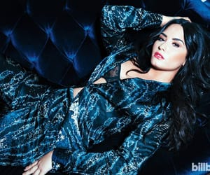 billboard, model, and lovato image