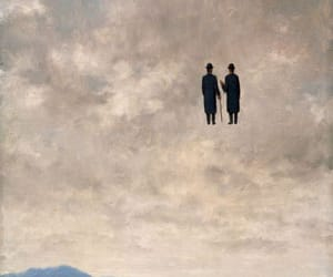 art and magritte image