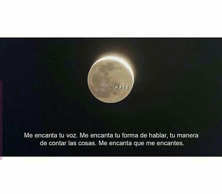 Image About Moon In My Love By Leslie J On We Heart It