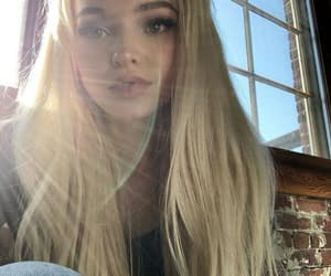 dove cameron, blonde, and beauty image