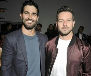 teen wolf, ian bohen, and peter hale image