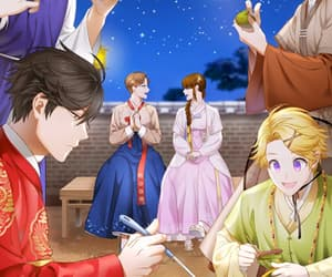 otome game, cheritz, and chuseok image