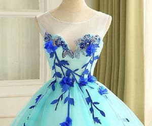 prom dress ball gown, 2018 prom dress, and homecoming dresses a-line image