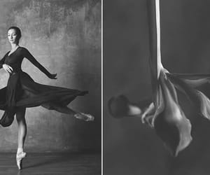 art, ballet, and photography image