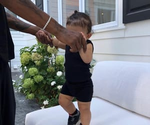 kylie jenner, baby, and travis scott image