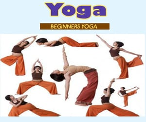 yoga, benefits of yoga, and yoga for weight loss image