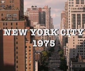 new york, 70s, and city image