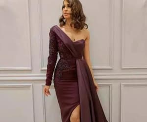 burgundy, gorgeous prom dresses, and prom dresses unique image