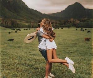 couple, feelings, and moments image