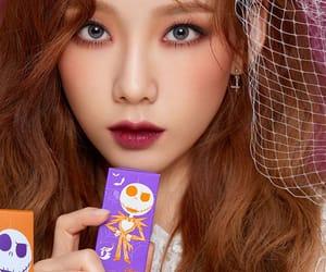 aesthetic, taeyeon, and yoona image