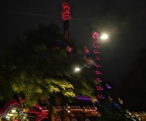 copenhagen, tivoli, and lights image