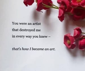 art, poem, and poetry image