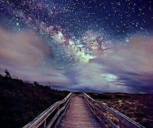landscape, stars, and photography image