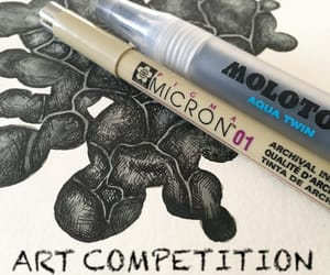 art lovers, art competition, and painting competition image