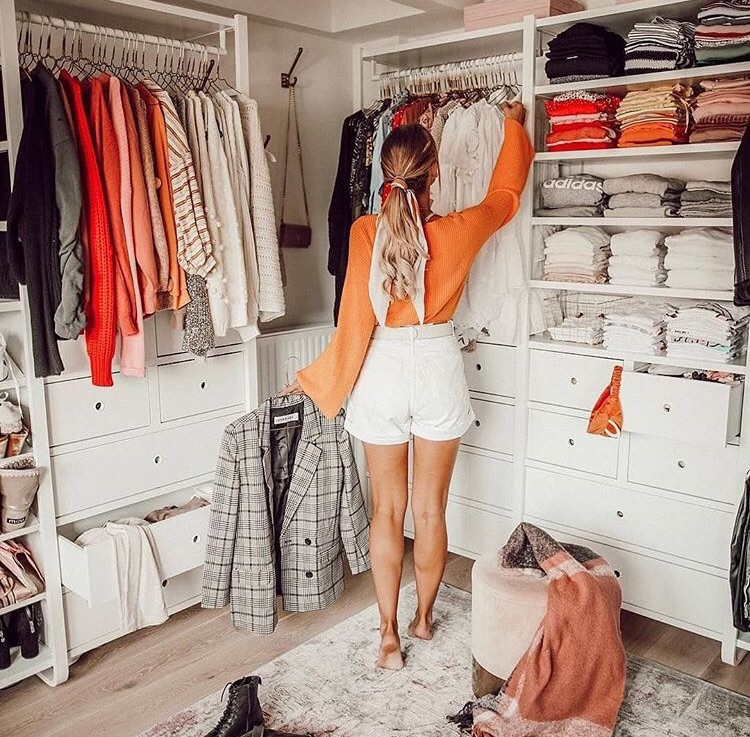 closet, fashion, and girl image