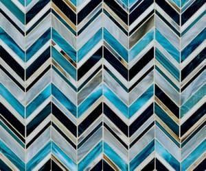Blue Bold Geometric Pattern   https://www.ziebabuilders.com/top-design-trend-of-2016-bold-geometric-patterns/