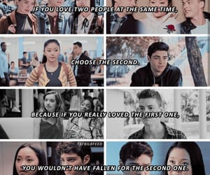 quotes, to all the boys, and peter kavinsky image