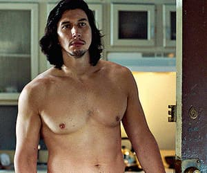 gif, handsome, and adam driver image