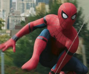 homecoming, Marvel, and spider-man image