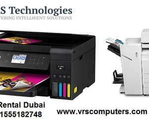 copier rental dubai, printer rental dubai, and rent printer image
