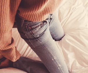 comfy, jeans, and tumblr image