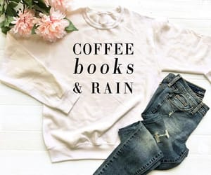 books, fashion, and funny image