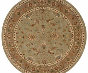 infinity, round rugs, and large round rugs image