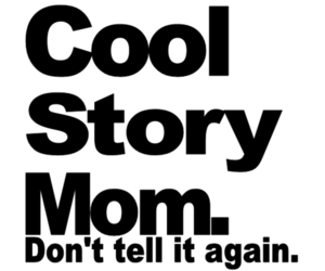 mom, story, and cool image