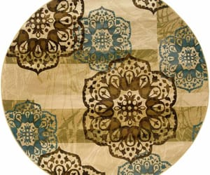 round rug, octagon rugs, and round rugs image