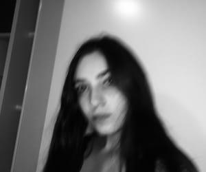 black, flou, and bra image