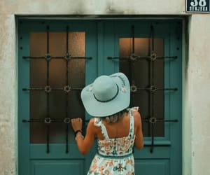 architecture, Croatia, and doors image