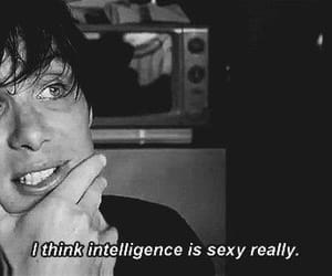 sexy, intelligence, and quotes image