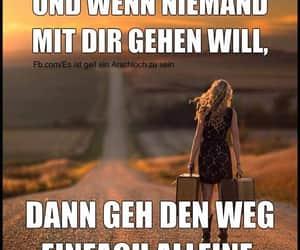 sprüche, deutsch, and german image